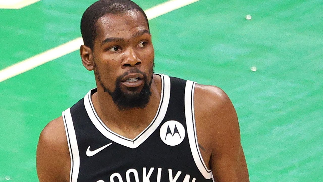 Kevin Durant Responds To Troll Who Claims He's Ruining The NBA