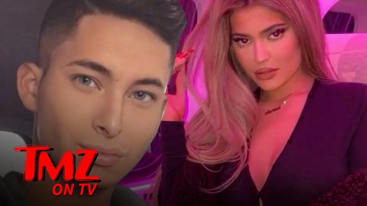 Kylie Jenner Catches Flak for Promoting GoFundMe For Injured Makeup Artist | TMZ TV