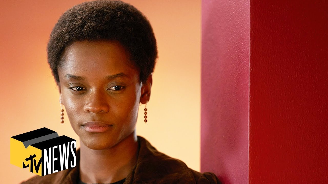 Letitia Wright on 'Mangrove' & Being Her Own Advocate   MTV News