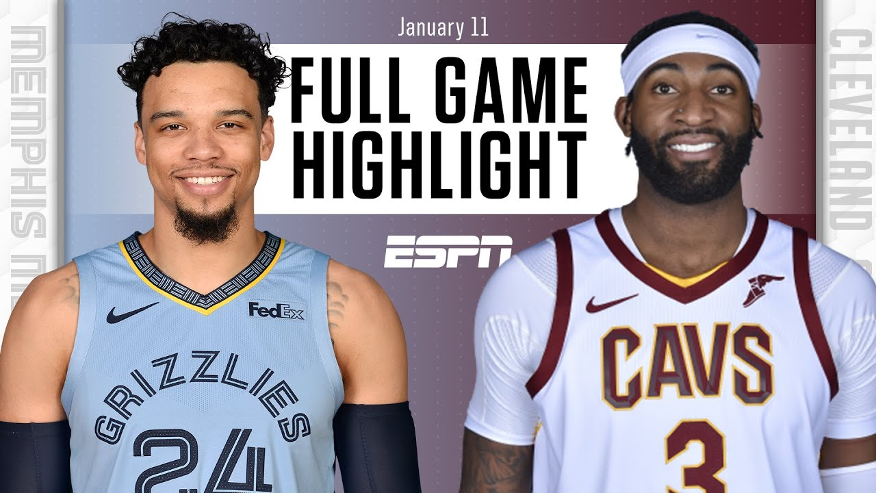 Memphis Grizzlies vs. Cleveland Cavaliers [FULL GAME HIGHLIGHTS] | NBA on ESPN