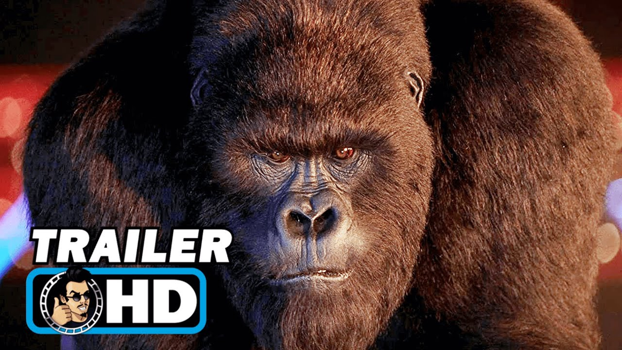 MIGHTY JOE YOUNG Trailer + Clip (1998) Charlize Theron, Adventure Movie