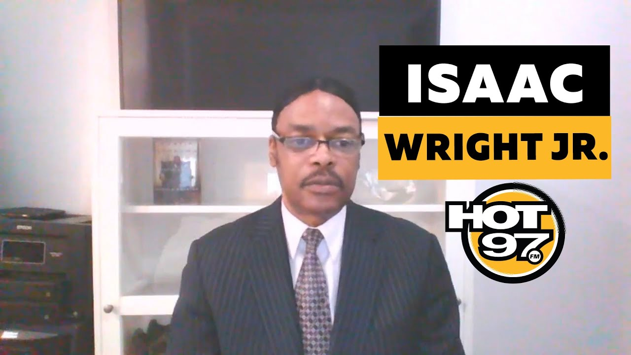 NYC Mayoral Candidate Isaac Wright JR. On Meeting w/ 50 Cent, Criminal Justice Reform + Housing