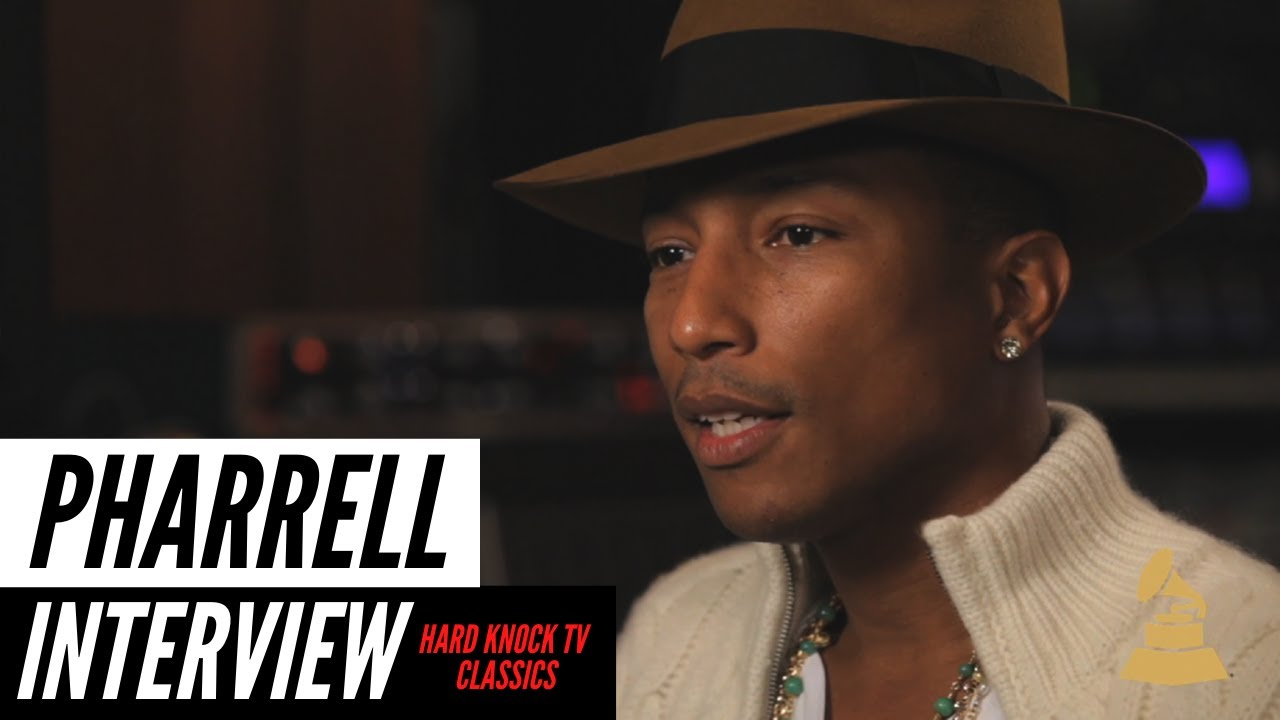 Pharrell Williams Classic Interview