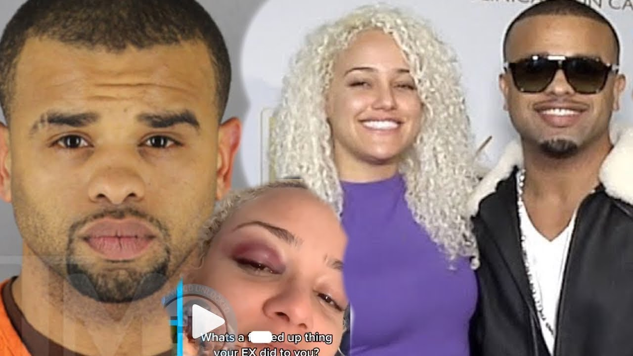 Raz B & EX Girlfriend Kallee EXPOSE past toxic relationship to the public, Blk eyes, R@pe & more