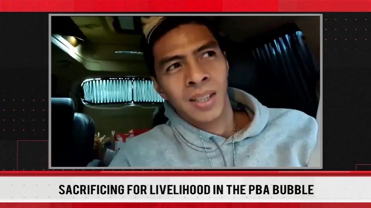 Santos, Salva reaction regarding PBA season restart