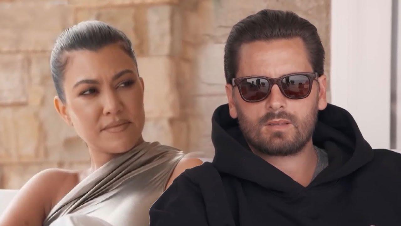 Scott Disick Gets UPSET Seeing Kourtney Kardashian With a New Guy