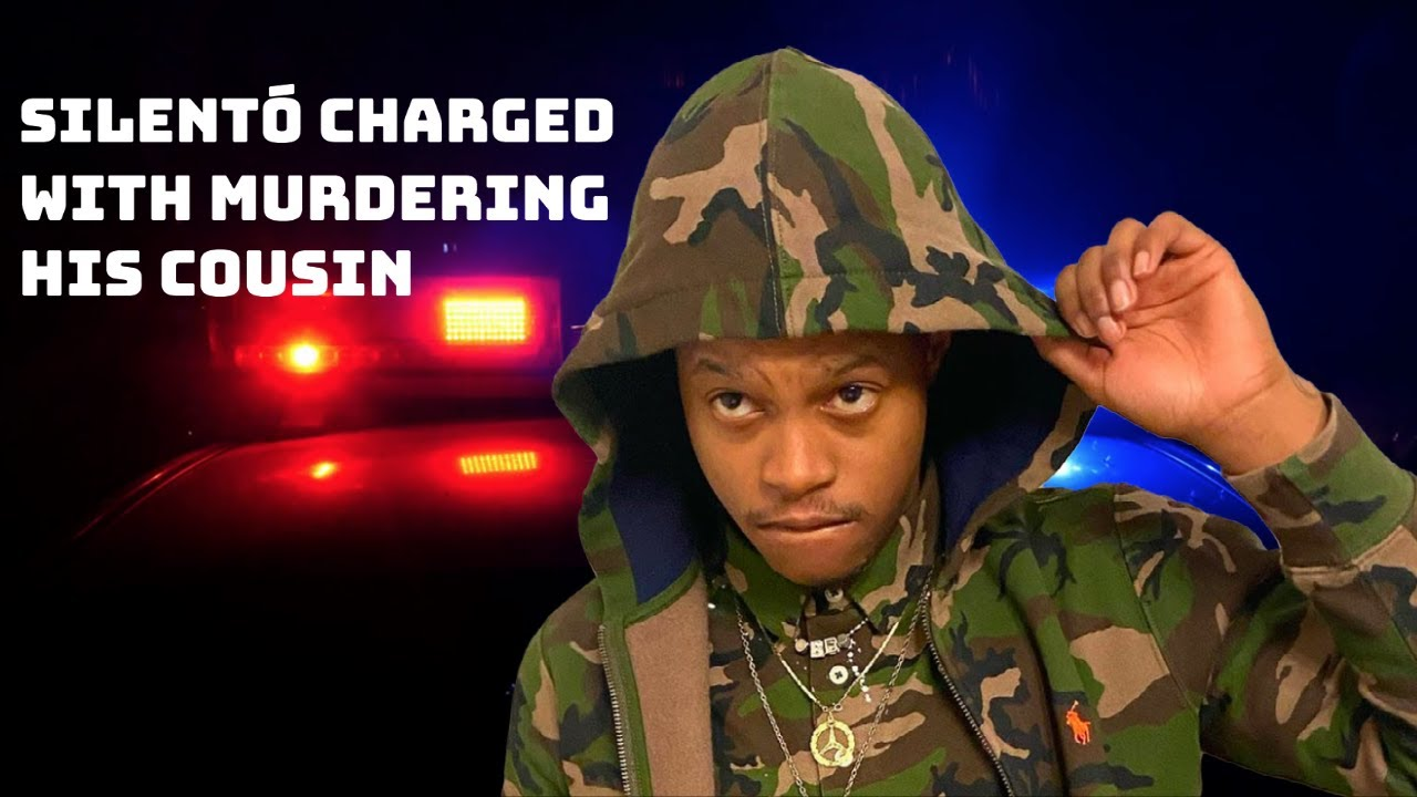 Silentó Charged With Murdering His Cousin ... Is Mental Illness To Blame?