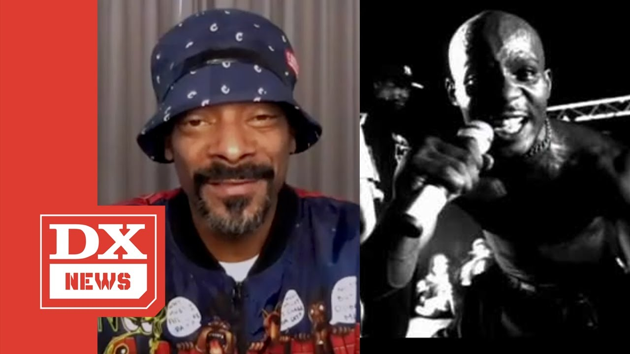 "Snoop Dogg Says He Inspired DMX ""Get At Me Dog"" Song After They Met For The First Time"