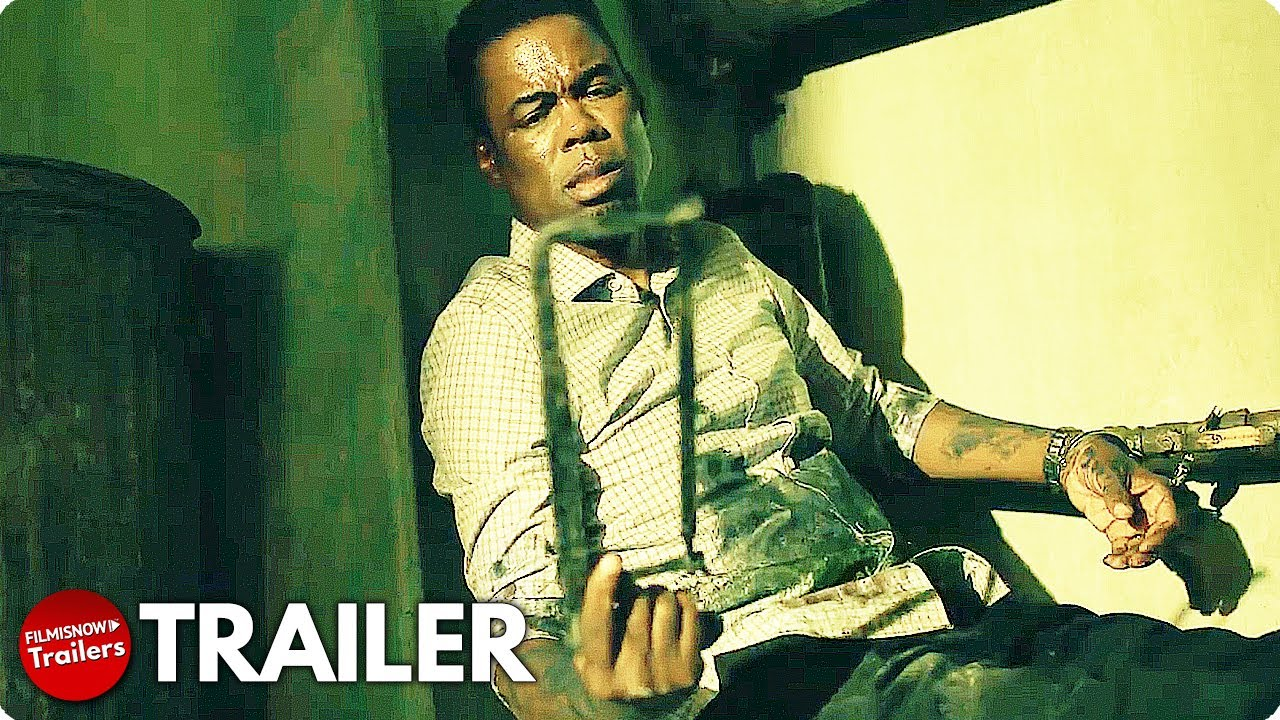 SPIRAL: FROM THE BOOK OF SAW Trailer (2021) Chris Rock, Samuel L. Jackson Saw Horror Movie