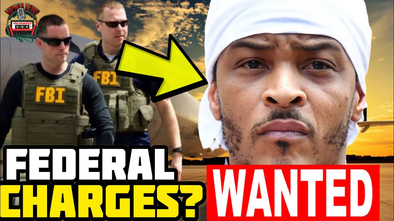 T.I.s Worst Nightmare Just Came True After A Lawyer Seeks Criminal Charges Against Him & Tiny