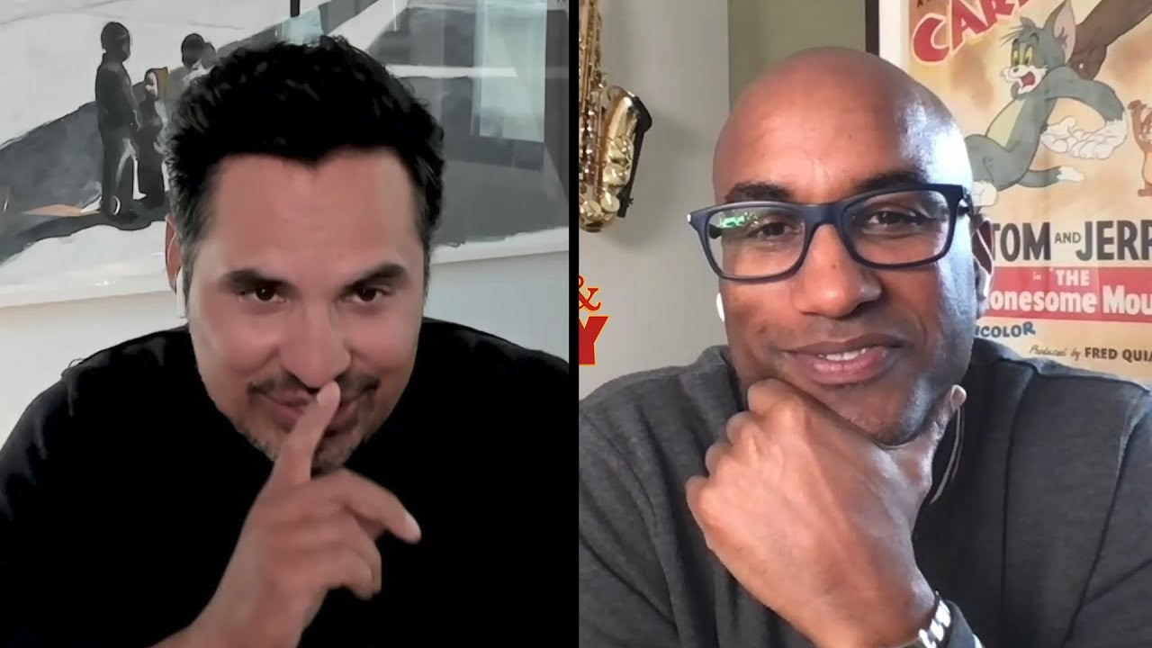 Team Tom Or Team Jerry? Michael Peña And Director Tim Story Dish On The Classic Rivalry