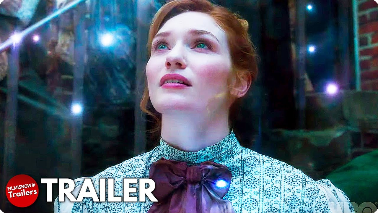 THE NEVERS Trailer (2021) Joss Whedon SciFi Series
