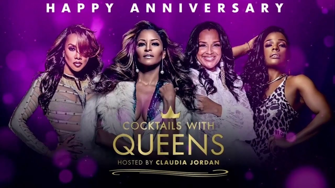 The Queens Celebrate their 1st Year Anniversary FULL Episode | Cocktails with Queens