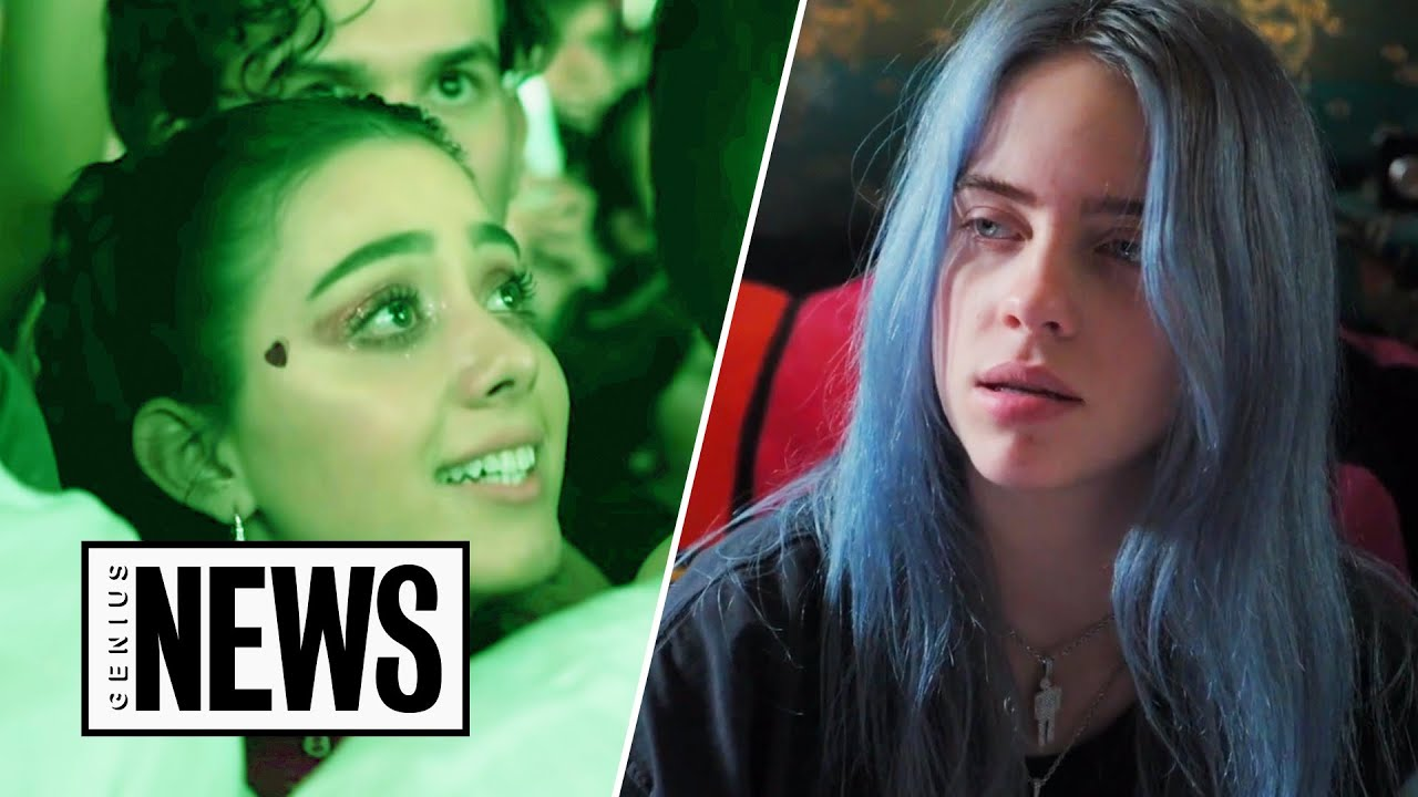 """Why Billie Eilish Won't Call Her Supporters """"Fans""""   Genius News"""