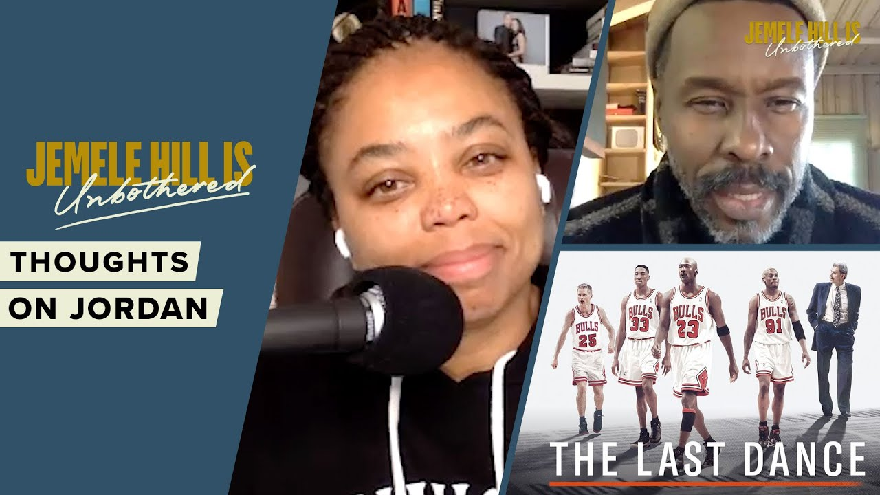 """Wood Harris Says He Lost """"Like"""" For Michael Jordan after The Last Dance 