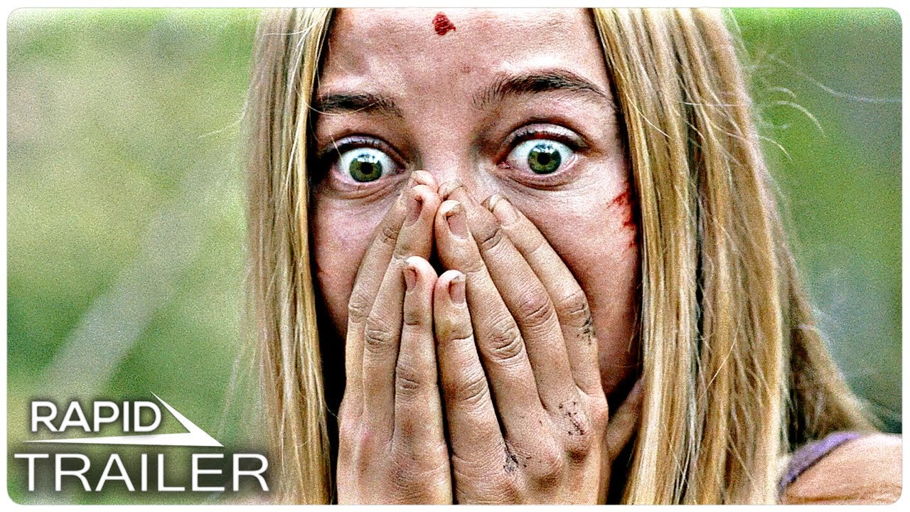 WRONG TURN Official Trailer #2 (2021) Horror Movie HD
