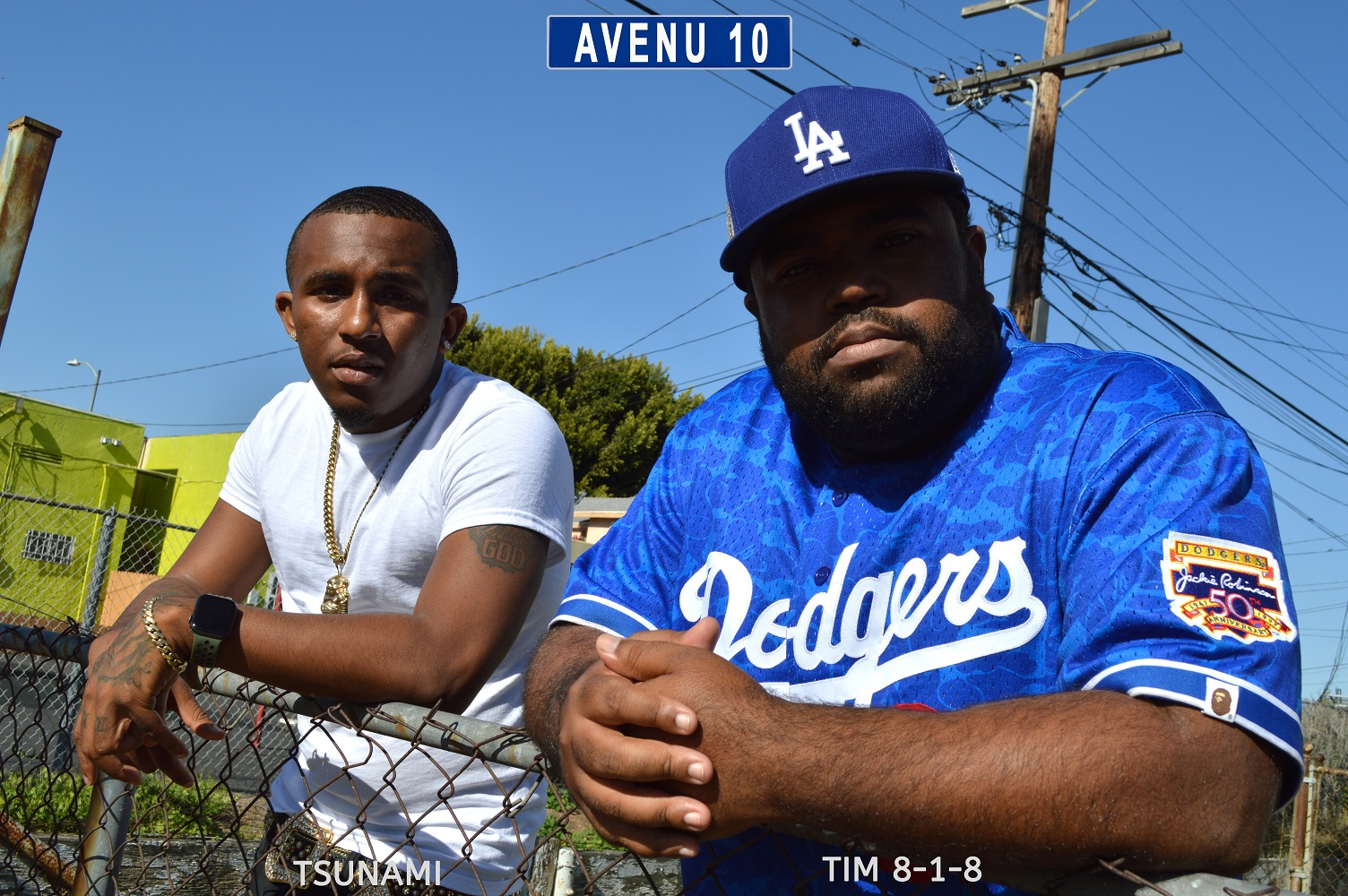"""Rising Los Angeles Hip Hop Trio, Avenu 10, Release Debut Video """"Money Counter"""" From Upcoming EP"""