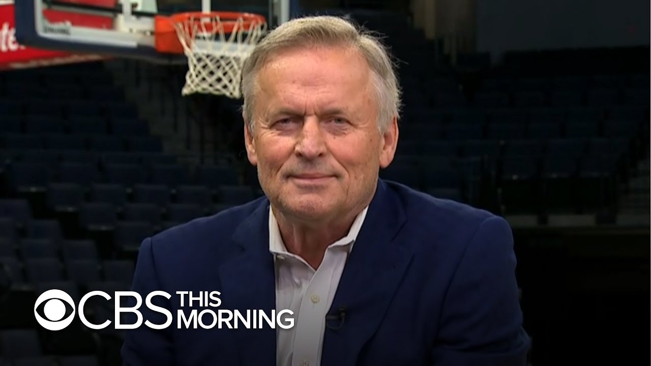 """Author John Grisham on new basketball novel """"Sooley,"""" reveals the title of his upcoming thriller"""
