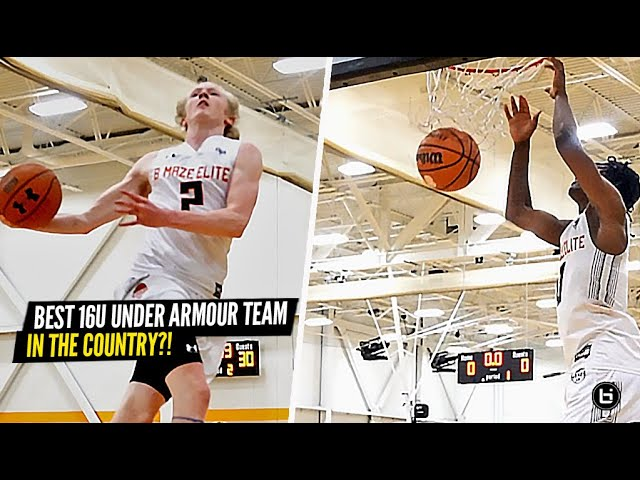 Best 16U Under Armour Team In The Country?! Bobby Maze Big Shot Event Recap!