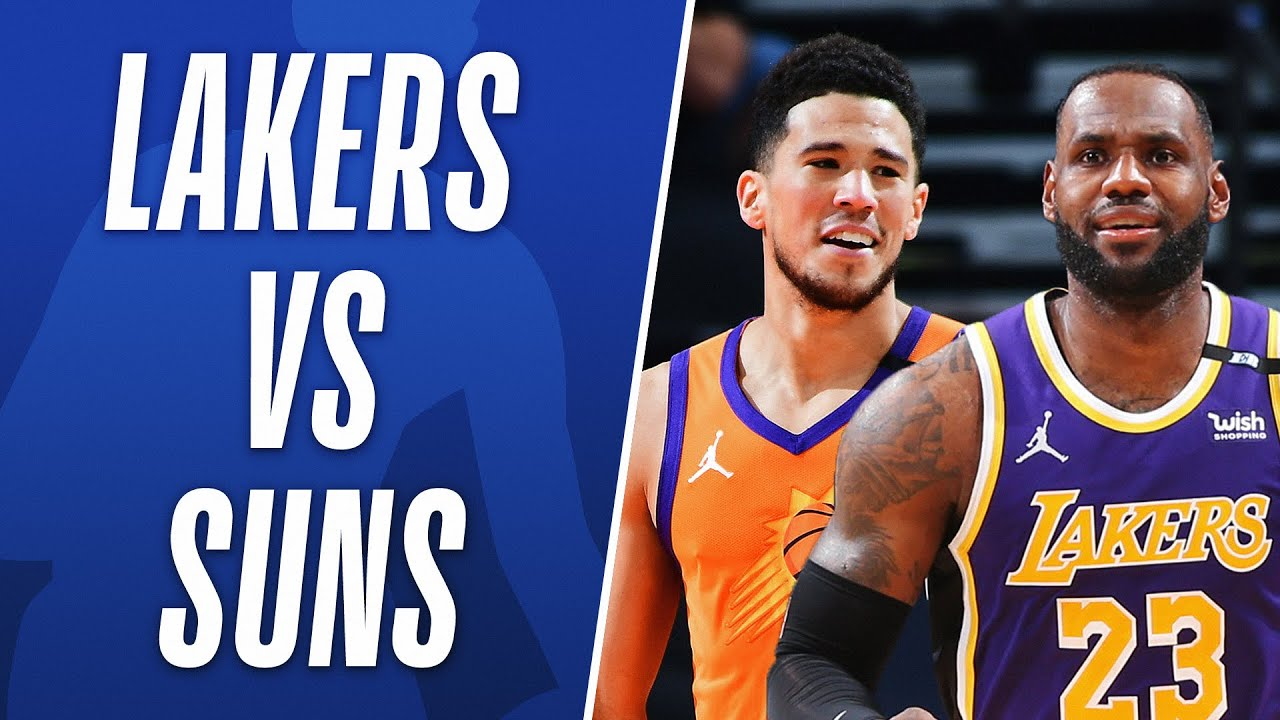 Best Of Lakers vs Suns Season Series!