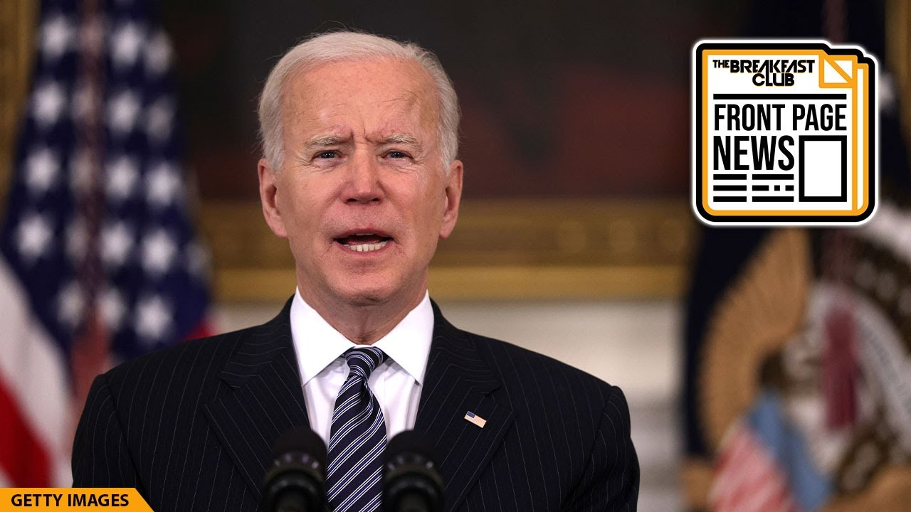 Biden Moves Deadline For All US Adults To Be Eligible For Covid Vaccine to April 19