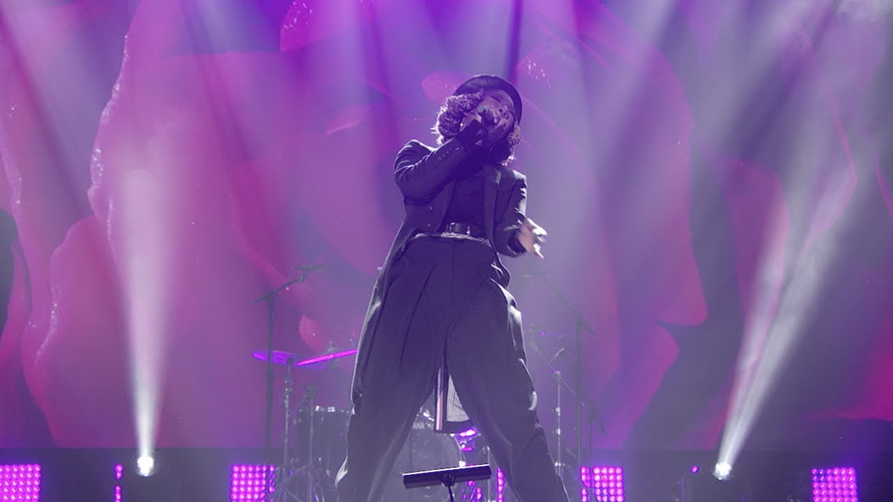 Brandy - Say Something / What About Us | Dick Clark's New Years Rockin Eve