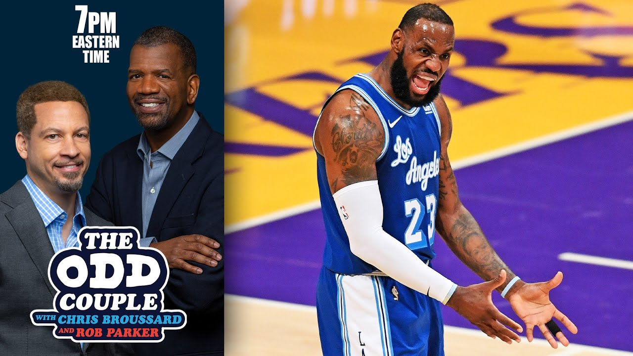 Chris Broussard - Why LeBron James is Wrong to Hate On Play-In Games