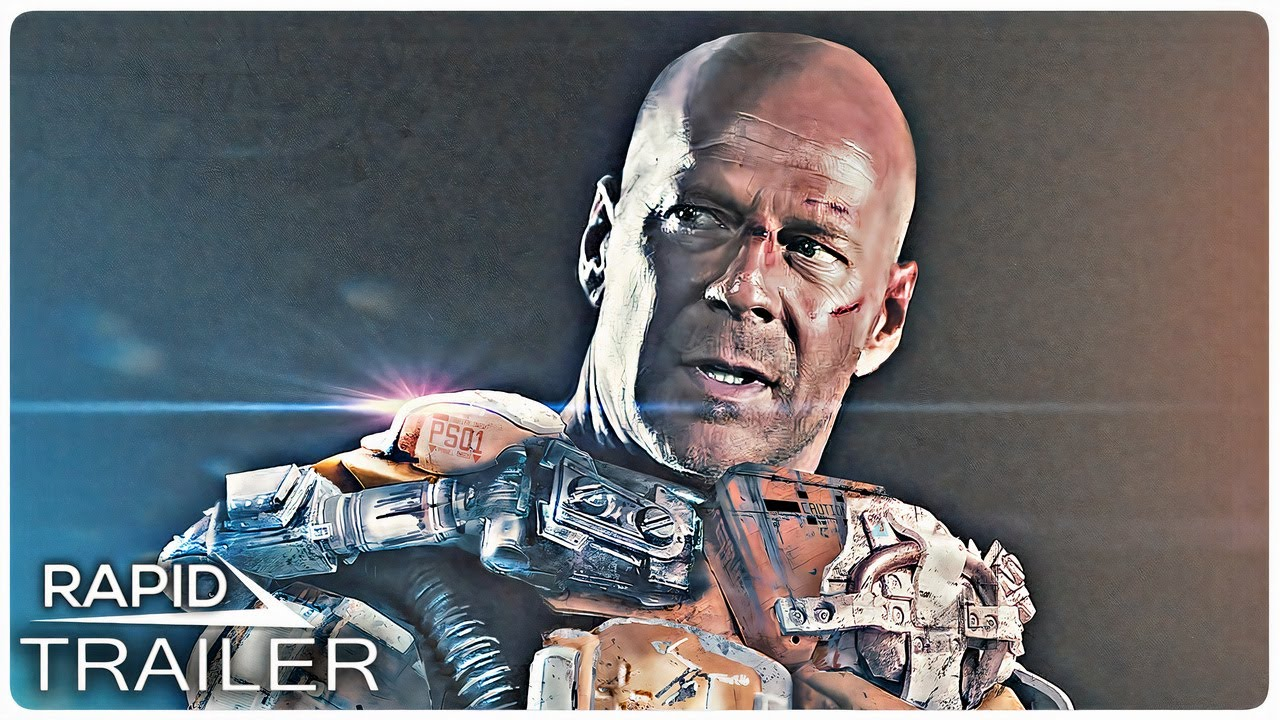 COSMIC SIN Official Trailer (2021) Bruce Willis, Frank Grillo Movie HD
