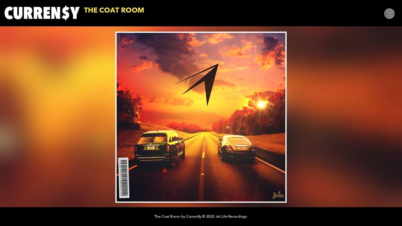 Curren$y - The Coat Room (Audio)