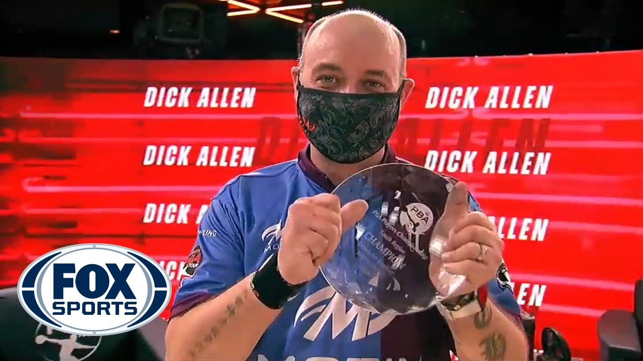 Dick Allen wins the PBA Players Championship Southern Regional | FOX SPORTS