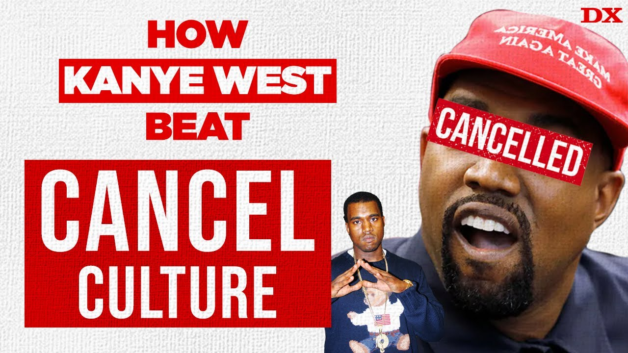 How Kanye West Beat Cancel Culture