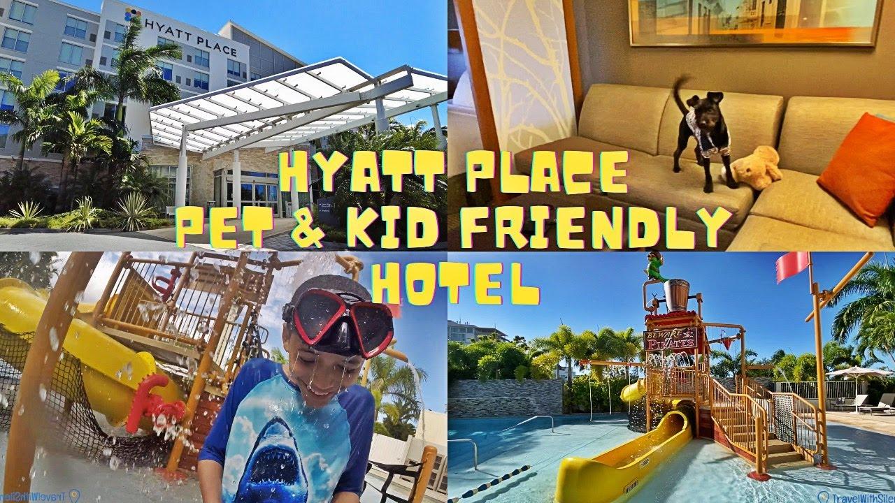 Hyatt Place San Juan/City Center | Pet & Kid Friendly Hotel Review