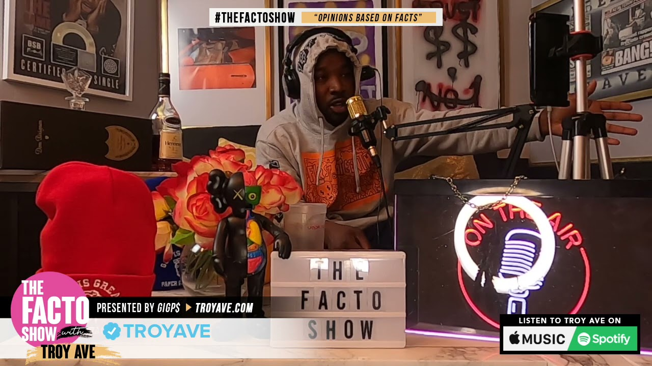 I was at one of the lowest points in my life | THE FACTO SHOW EP 32
