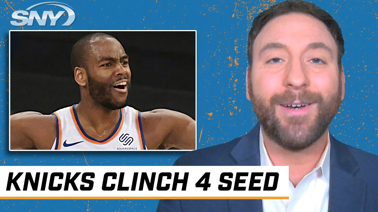 Ian Begley previews the No. 4 seeded Knicks first round playoff matchup against the Hawks   SNY
