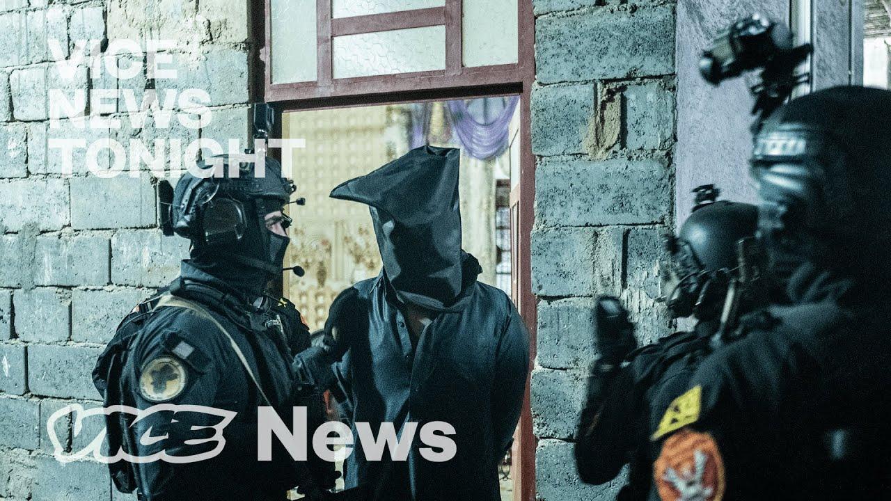 Inside Iraq's Underground Fight Against ISIS