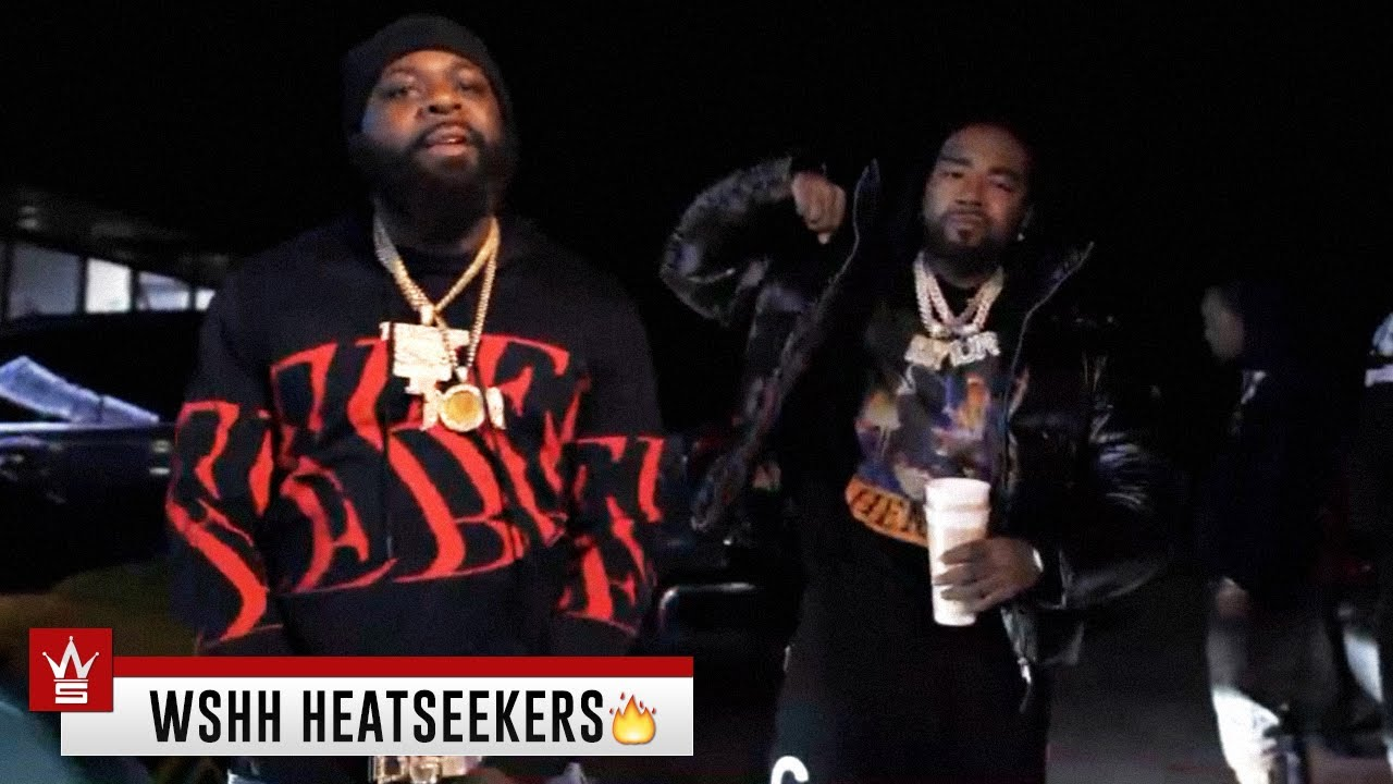 """Interstate Jay - """"That's All"""" feat. Icewear Vezzo (Official Music Video - WSHH Heatseekers)"""
