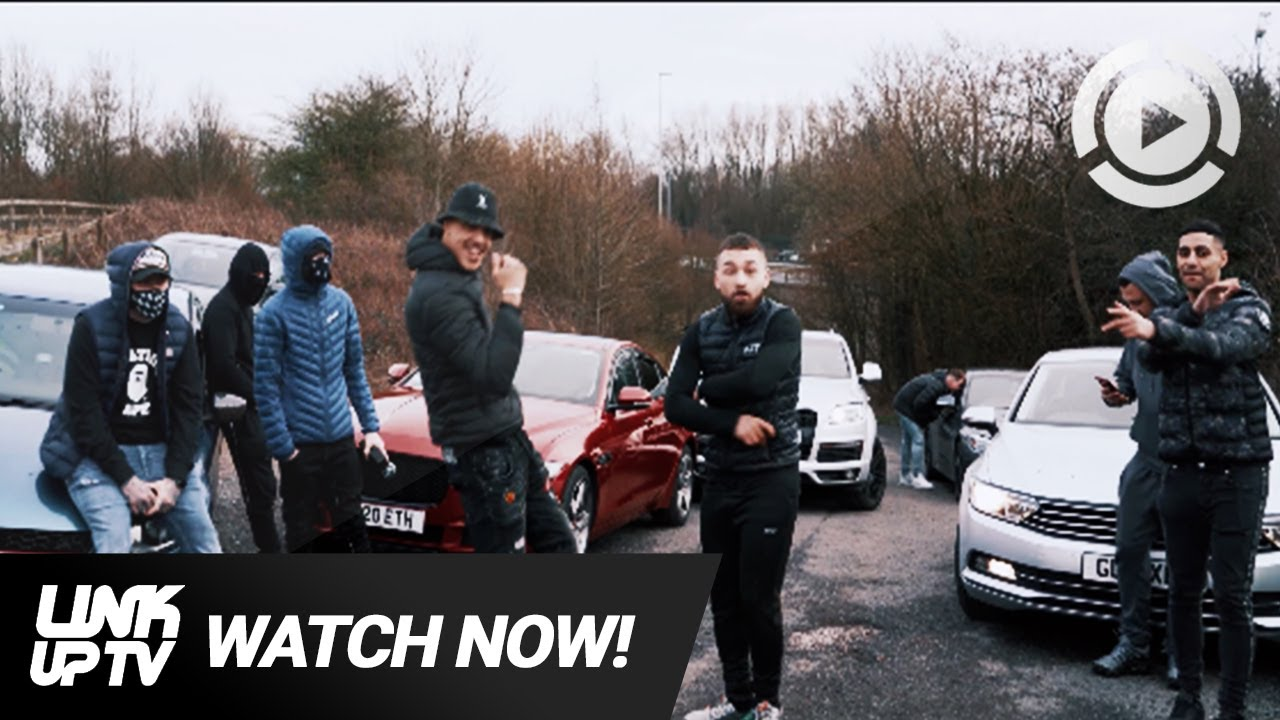 LB x Brkzc - Ride [Music Video] | Link Up TV