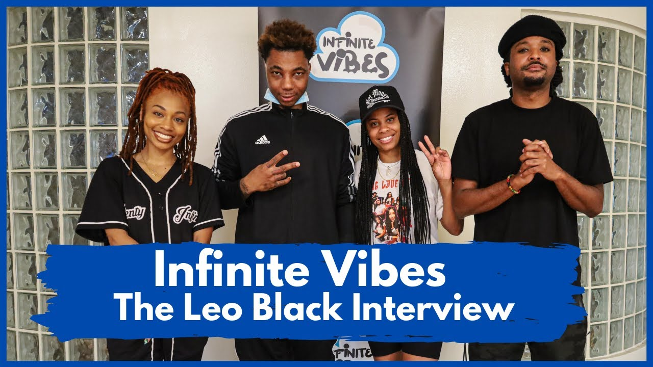 Leo Black talks becoming an EDM artist and working with Dame Dash- Infinite Vibes