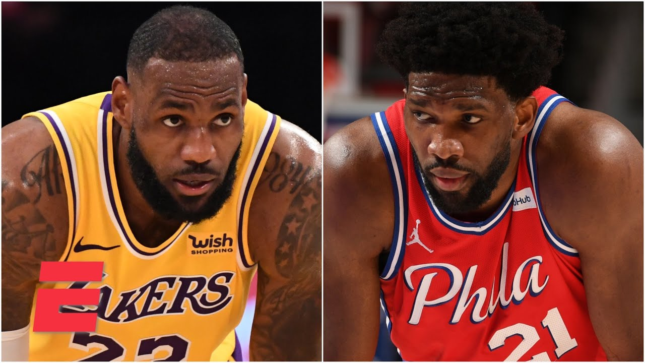 Making the case for Joel Embiid as MVP over LeBron James & Kevin Durant | Max Kellerman Show