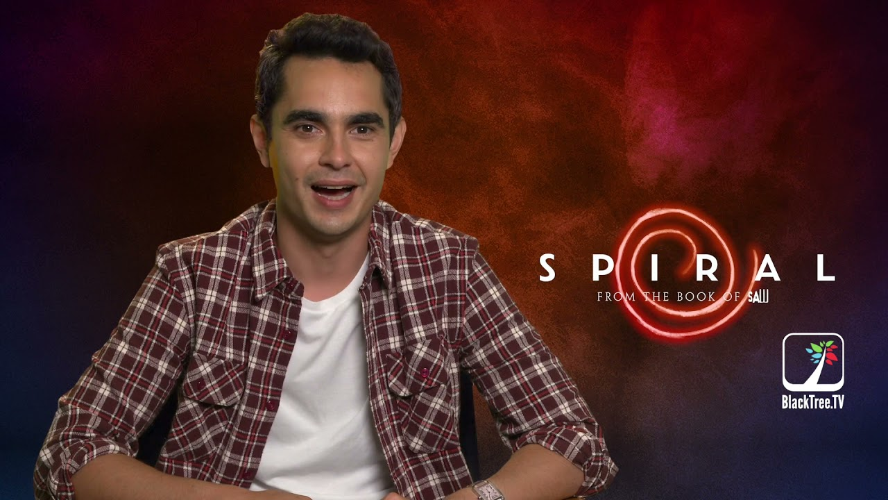 Max Minghella SPIRAL: FROM THE BOOK OF SAW Interview