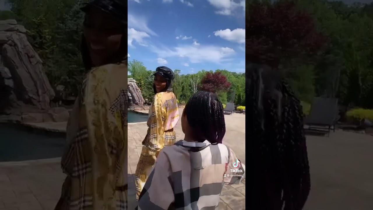 Monica   #BackyardChallenge