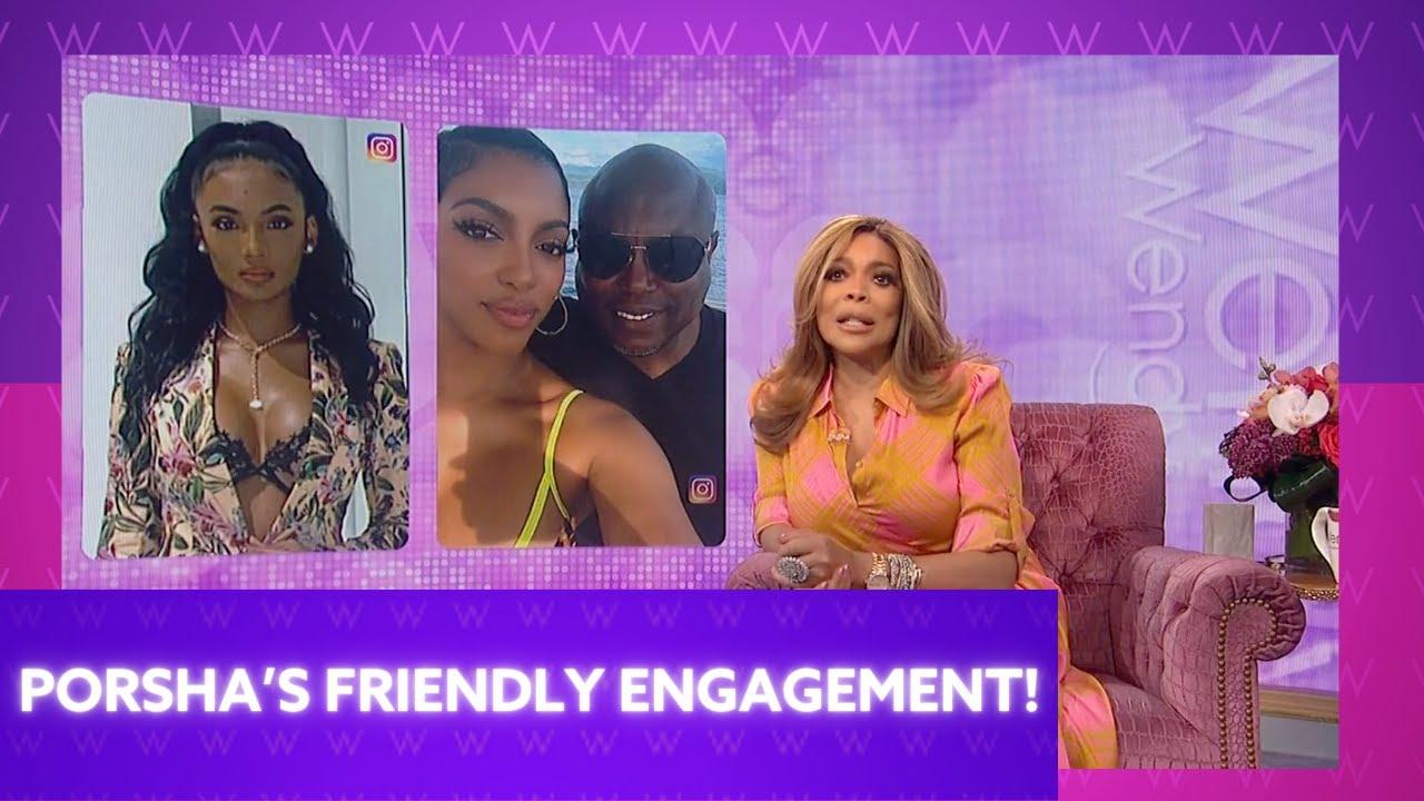 Porsha's Friendly Engagement!