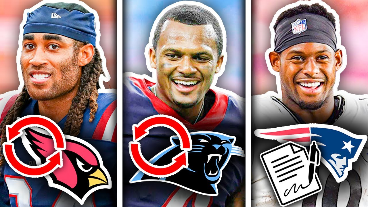Predicting All 32 NFL Team's BIGGEST Offseason Move
