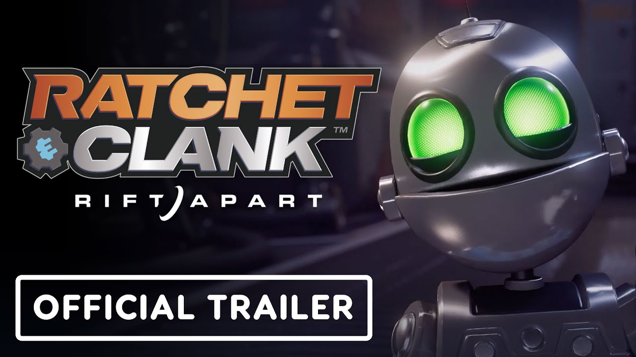 Ratchet & Clank: Rift Apart - Official Story Overview Trailer