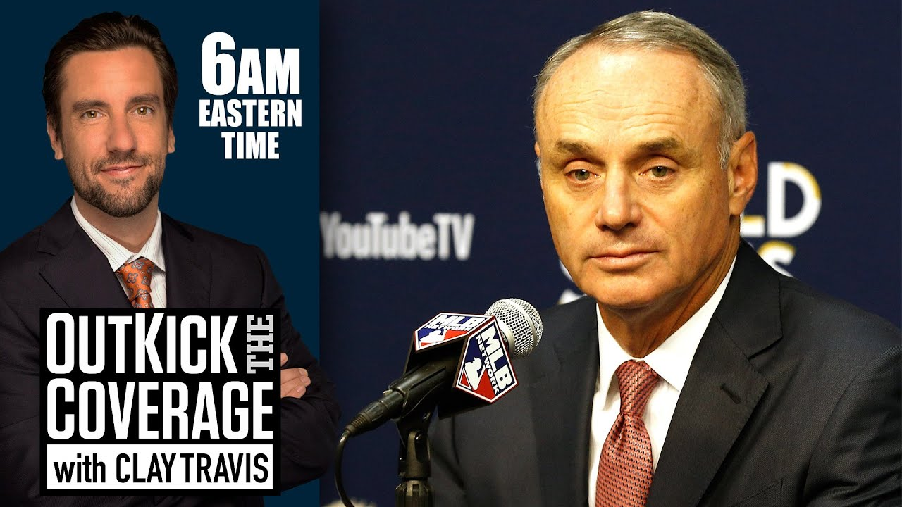 Rob Manfred Makes Disastrous Mistake Pulling MLB All-Star Game From Atlanta | OUTKICK