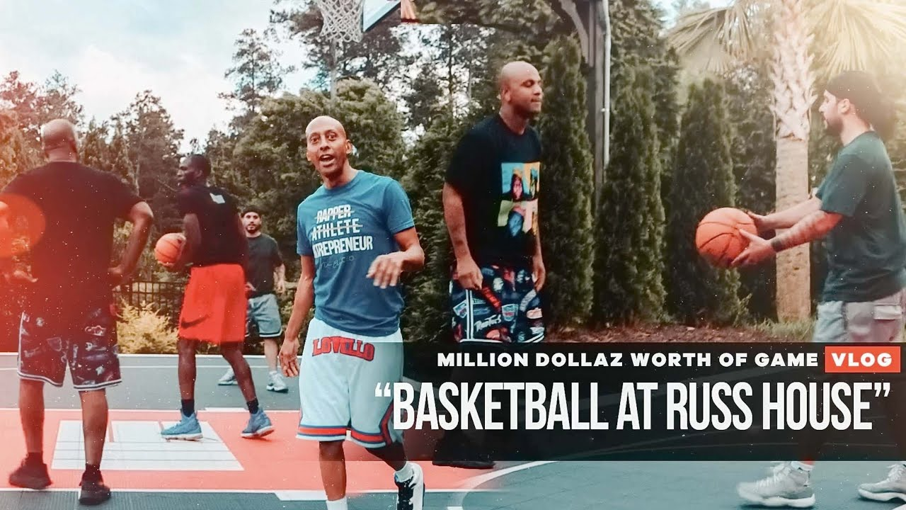 Russ Asked Gillie For Nine Rematches In One-On-One Basketball