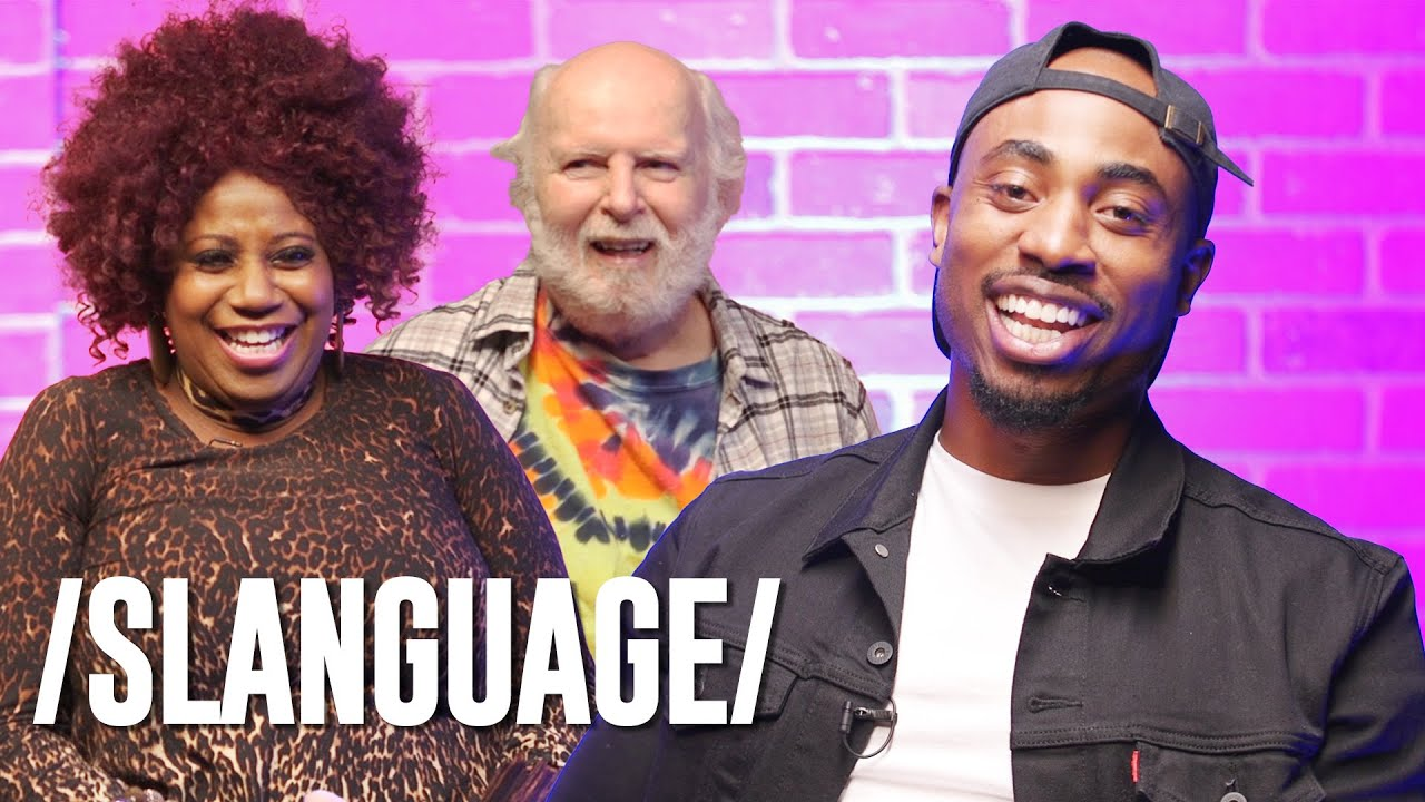 Senior Citizens Guess Los Angeles Slang - Part 2 | /Slanguage/ | All Def