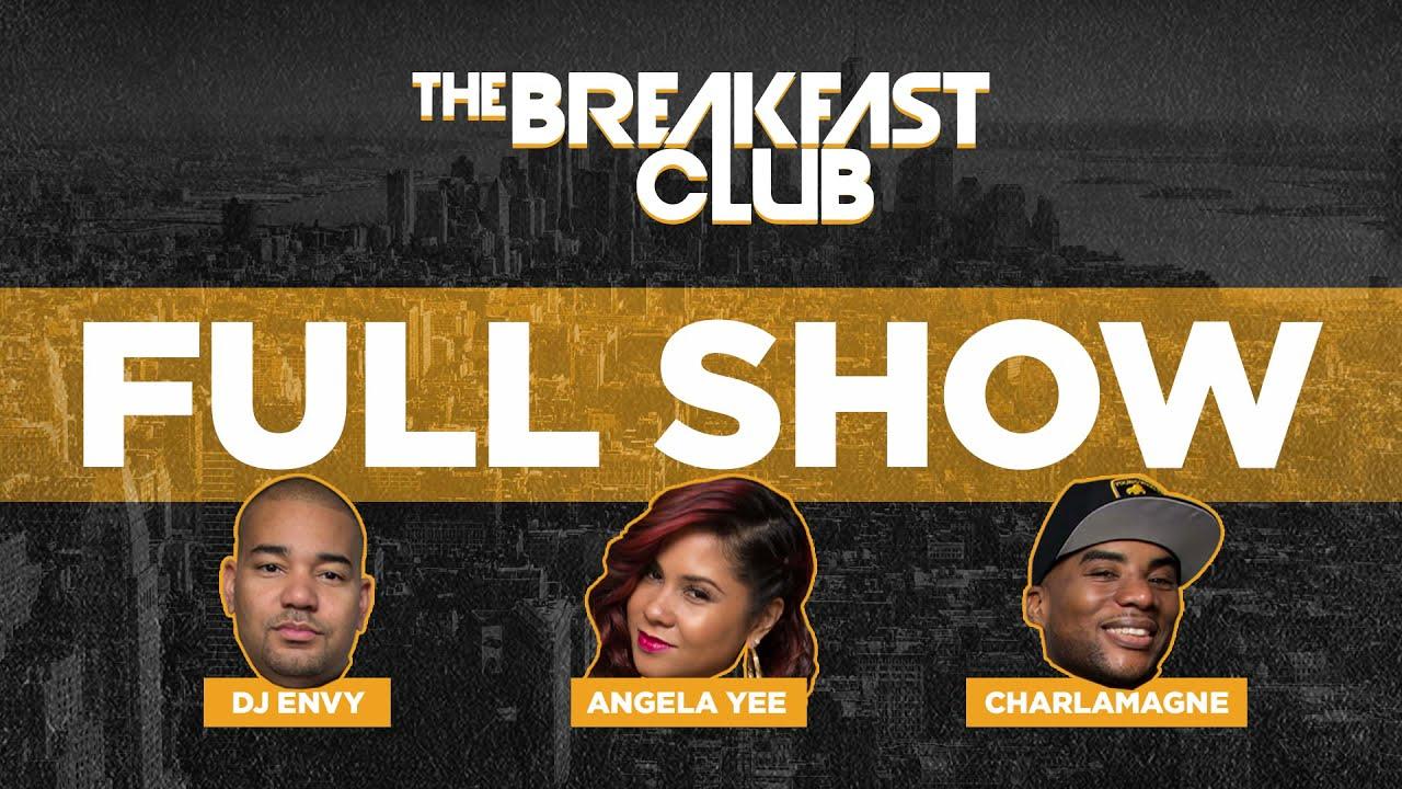 The Breakfast Club - FULL SHOW - 04-12-21