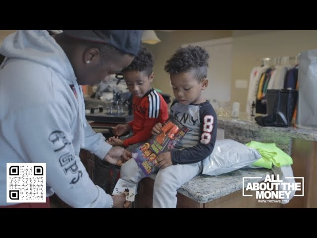 TROY AVE - ALL ABOUT THE MONEY | Episode 16