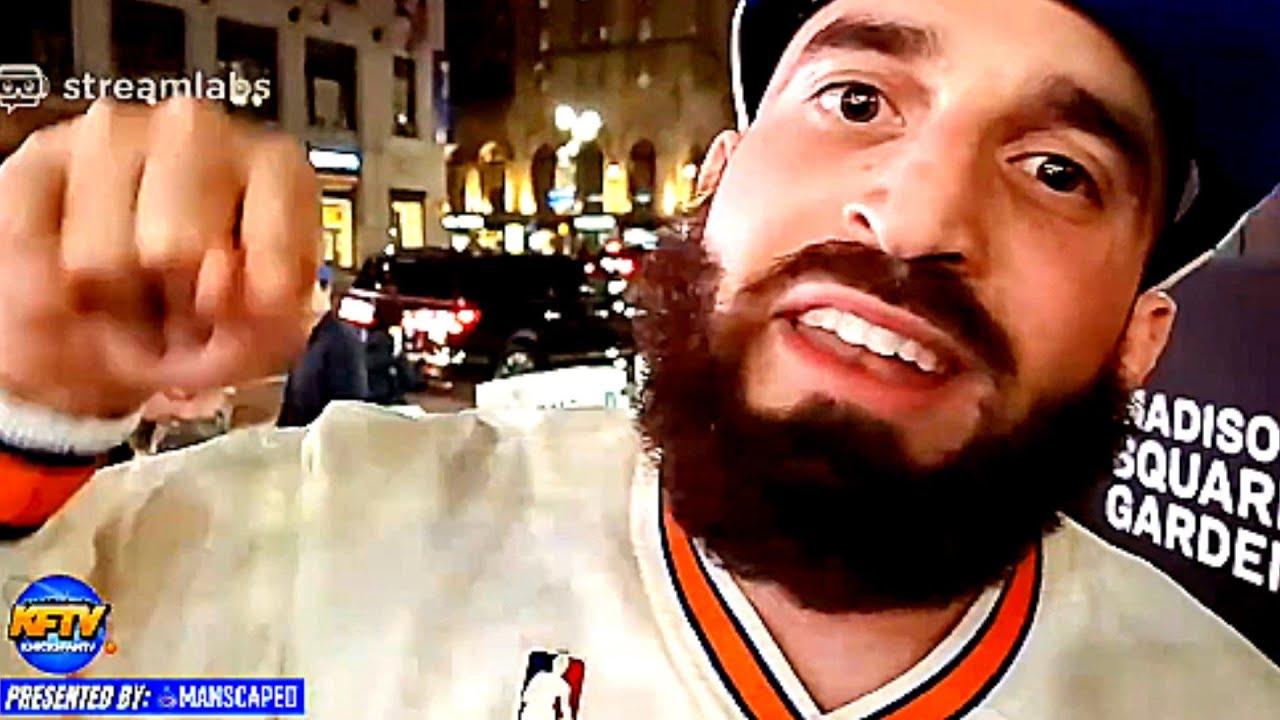 """We Never Dodge The Smoke!"" | Knicks 102-98 Spurs Reaction"